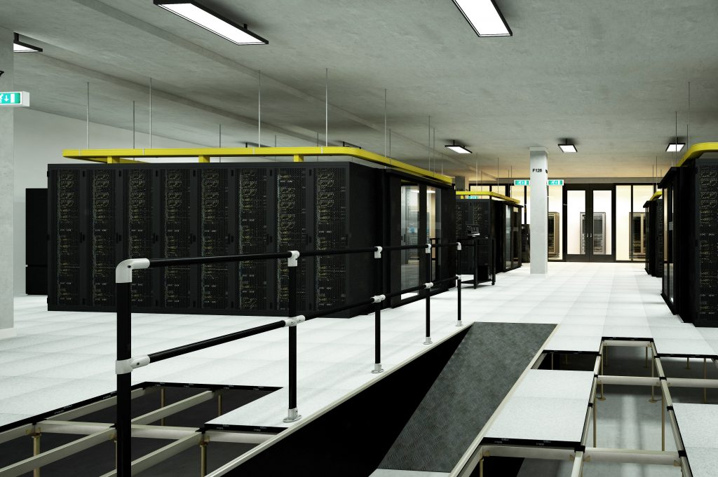 PBS Datacenter view TOTAL_HR_DEF