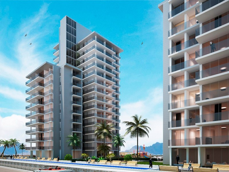 Appartementen complex View6_DEF_LR