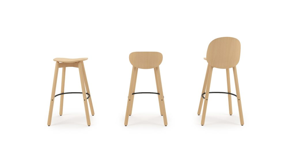 Beech bar stool 75_Studio_Naturel_Back_001A_V02