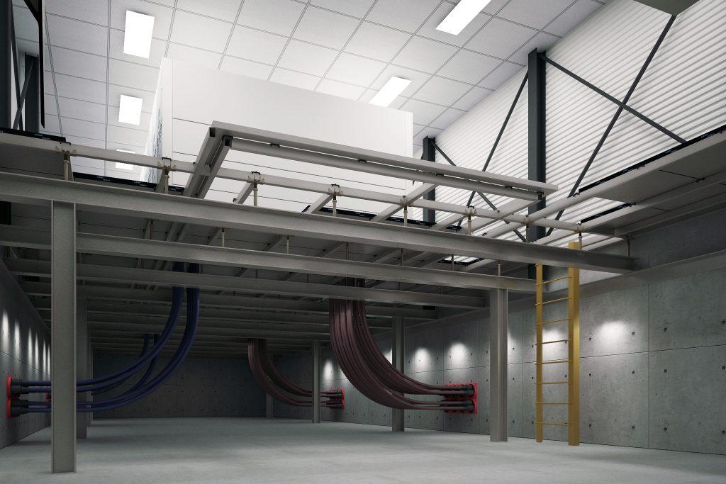 PBS Technische ruimte view ONDER_DEF